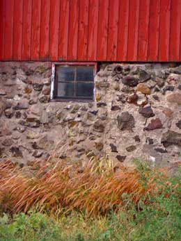 Barn Window, Wisconsin