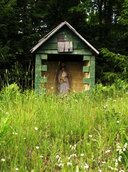Roadside Shrine, Michigan